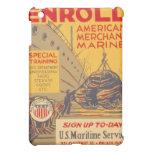 US Maritime Service iPad Mini Case