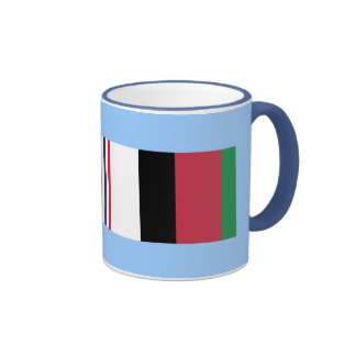 US Military Afghanistan Campaign Ribbon Coffee Mugs