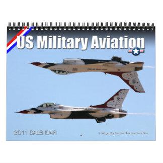 US Military Aviation 2011 Calendar