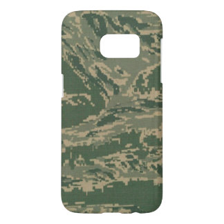 US Military Green Camo Samsung Galaxy s7 case