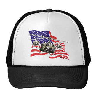US Military Trucker Hat