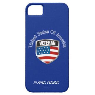 US Military Veteran iPhone 5 Cover