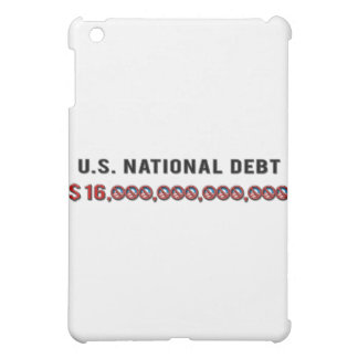 US National Debt iPad Mini Cases
