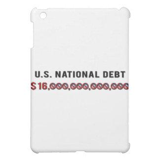 US National Debt iPad Mini Cases
