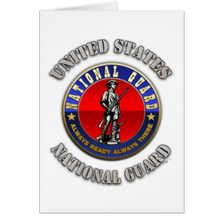 US National Guard Card
