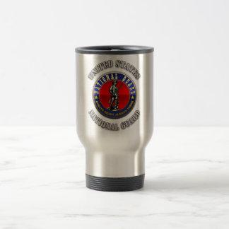 US National Guard Travel Mug