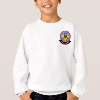 US NAVAL INTELLIGENCE Military Patch Sweatshirt