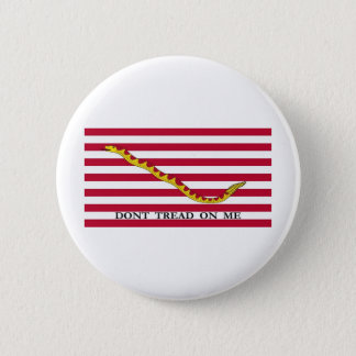 US Naval Jack Pinback Button