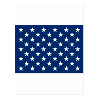 US Naval Jack Postcard