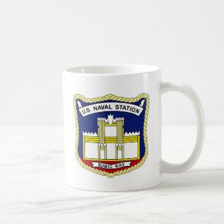 US NAVAL STATION SUBIC BAY PHILIPPINES Military Pa Coffee Mug