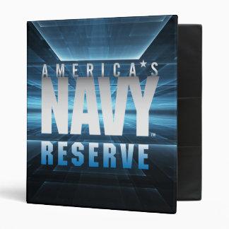 US Navy | America's Navy Reserve 3 Ring Binder
