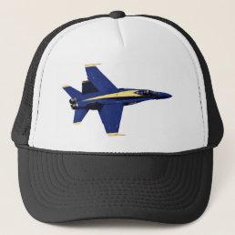 US NAVY Blue Angels In Flight at Fleet Week Trucker Hat
