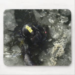 US Navy Diver Mouse Pad