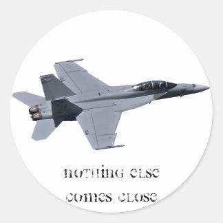 US Navy F-18 Super Hornet Sticker