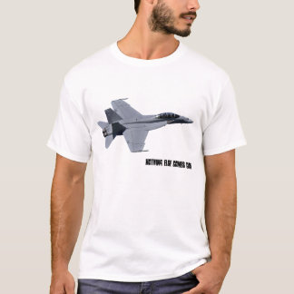 US Navy F-18 Super Hornet T-Shirt
