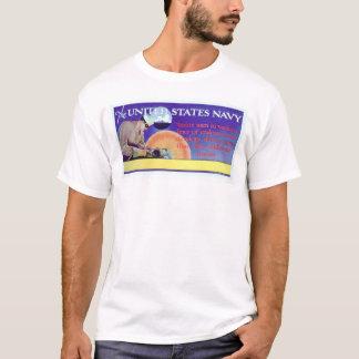 US Navy Trains (US02159) T-Shirt