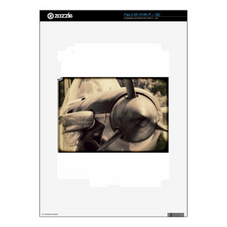 US Navy World War II T-34 Mentor trainer Skins For The iPad 2
