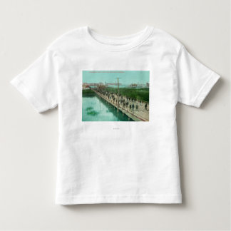 US Navy Yard Workers Off to Work Toddler T-shirt