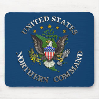 US Northern Command Mouse Pad