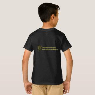 US of L Flag - Boys T-Shirt (Black)