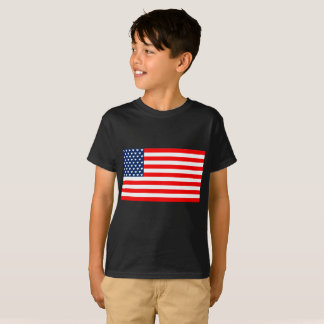 US of L Oath - Boys T-Shirt (Black)