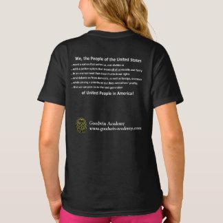 US of L Oath - Girls T-Shirt (Black)