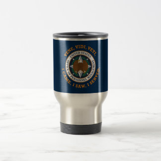 US Office of Personnel Management OPM Travel Mug