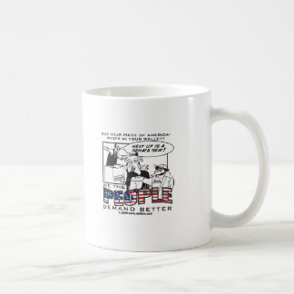 US Offices for sale! Classic White Coffee Mug