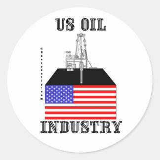 US Oil Industry,Oil Field Sticker,Oil Rigs,Oil,Gas Stickers
