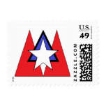 US Patriotic Stamp