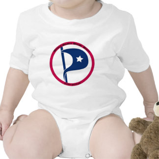 US Pirate Party Bodysuits