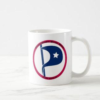 US Pirate Party Coffee Mug