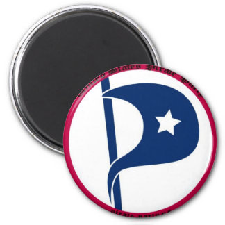 US Pirate Party Magnet