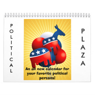 us_politics, An all new calendar for your favor...