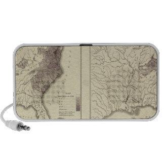 US Population 1790-1820 Portable Speakers