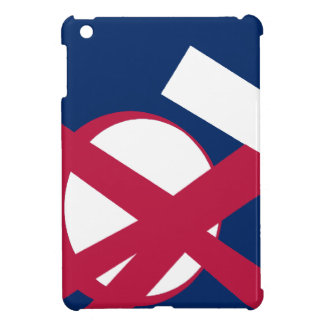 US portal right blue iPad Mini Cases
