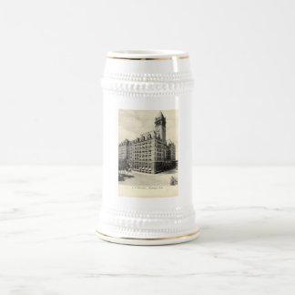 US Post Office Washington DC 1907 vintage Beer Stein