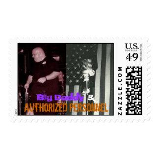 US Postage Stamp - BD&AP (Sheet of 20!)