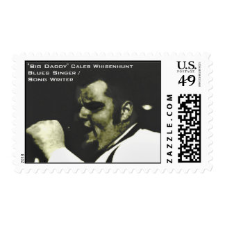 US Postage Stamp - Big Daddy Caleb (Sheet of 20)