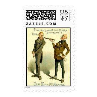 """US Postage Stamp - """"David Copperfield"""""""