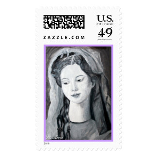US Postage Stamps - Holiday Postage - St. Anne