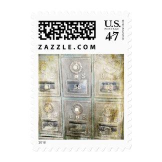 US Postal Service PO Box Stamps