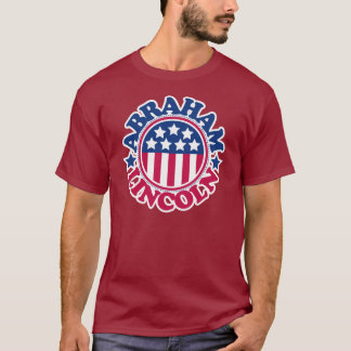 US President Abraham Lincoln T-Shirt