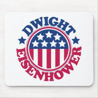 US President Dwight Eisenhower Mouse Pad