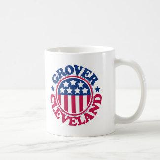 US President Grover Cleveland Coffee Mug