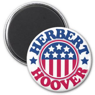 US President Herbert Hoover Refrigerator Magnets