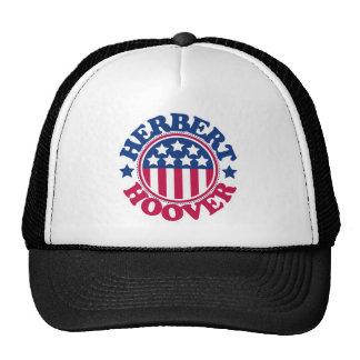 US President Herbert Hoover Trucker Hats