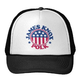 US President James Knox Polk Trucker Hat