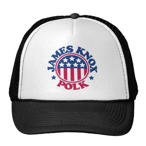US President James Knox Polk Trucker Hats