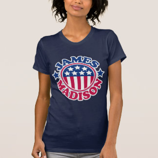 US President James Madison Shirts